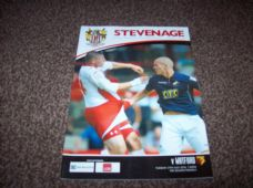 Stevenage v Watford, 2010/11 [Fr]